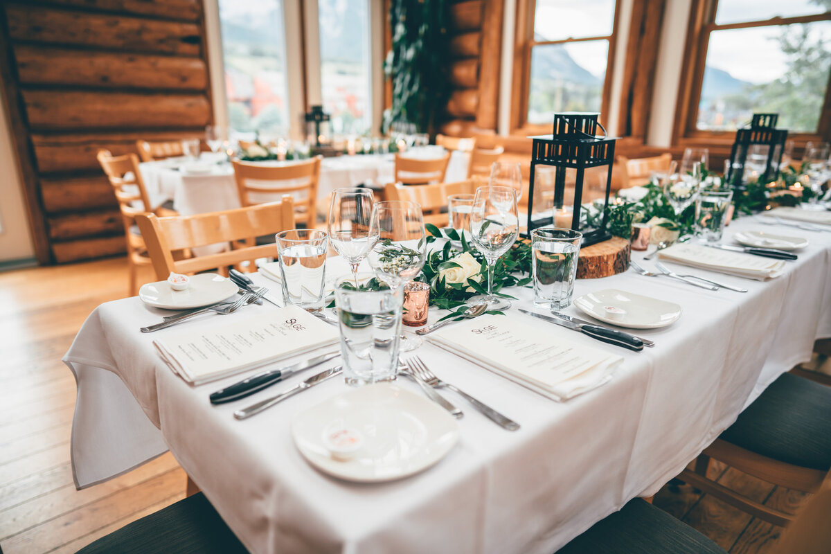 Sage Bistro Wedding - Micro Wedding Ideas in Banff