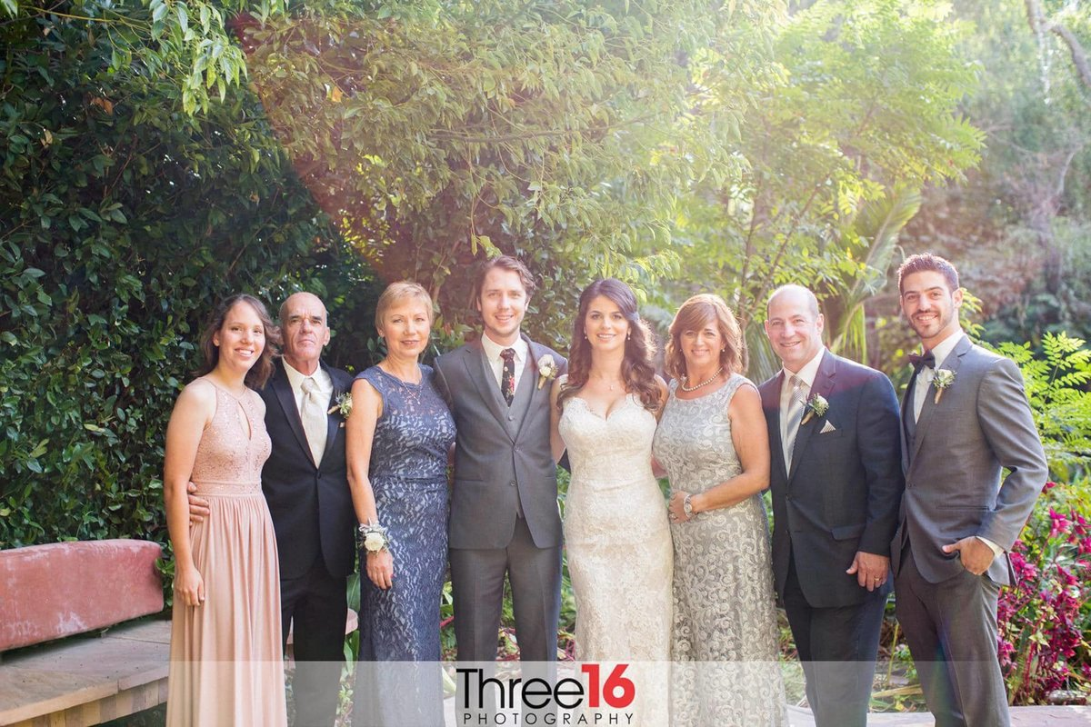 family photographer los angeles wedding
