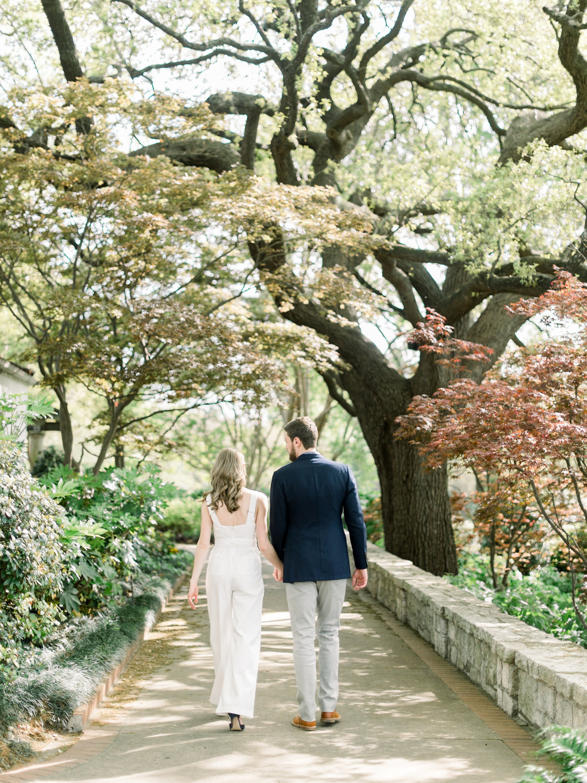 Courtney Hanson Photography - Dallas Spring Engagement Photos at Dallas Arboretum-2725