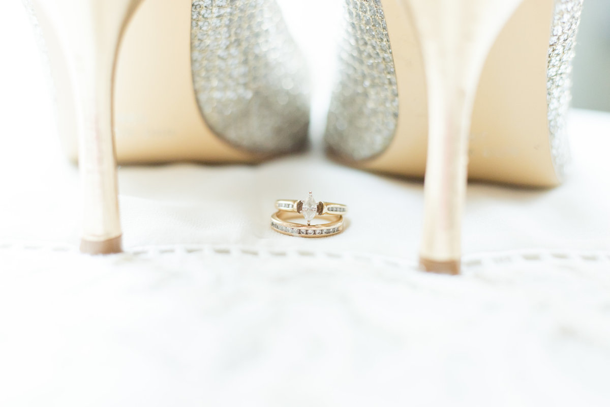 Wedding -ring-shoes