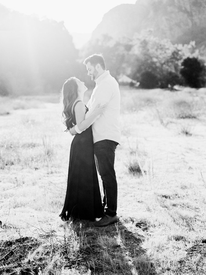 004_Lori & Nick Engagement_Malibu California_The Ponces Photography