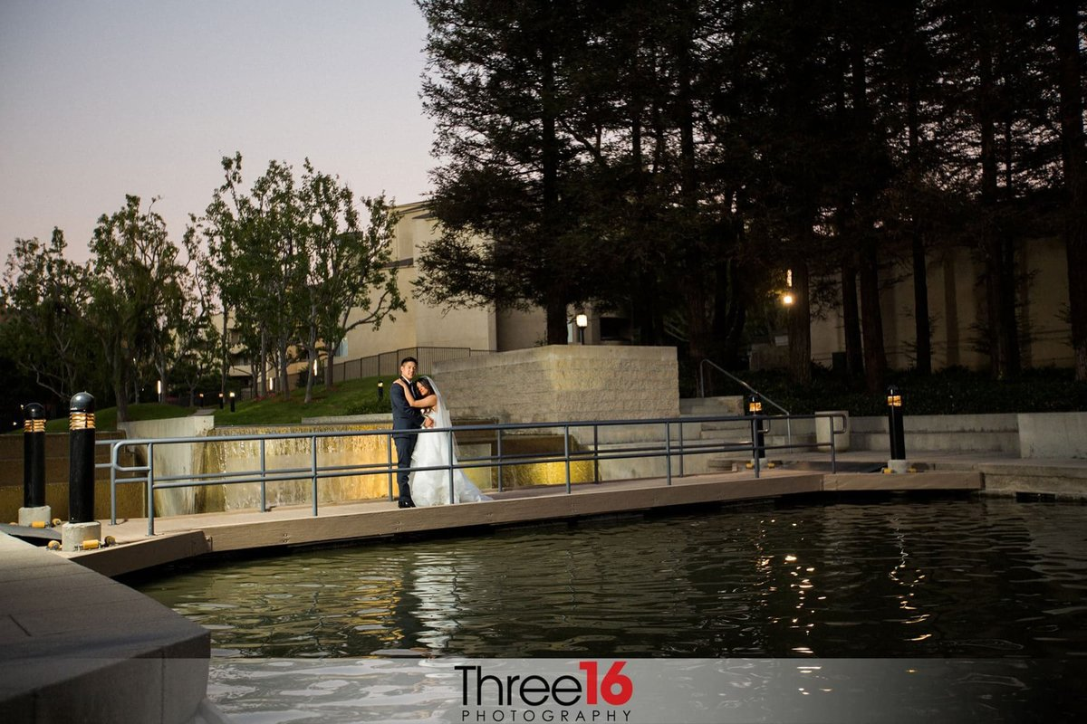 Southern California Hotel Wedding Ave. of the Arts