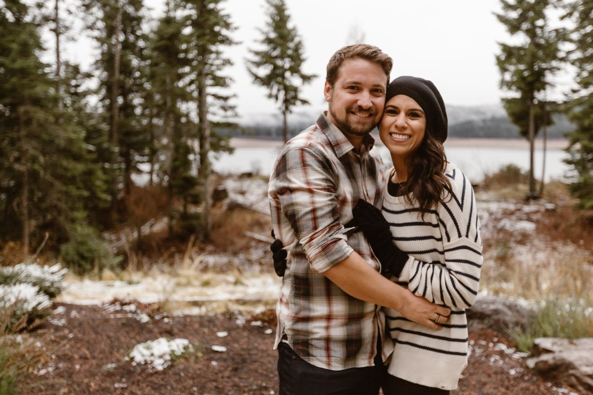 The best photographer for engagement sessions in Washington State