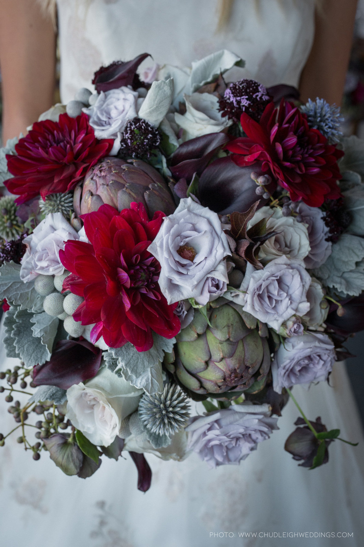 Utah Florist_Jewel-Tone-Wedding-Ideas-Purple-Wedding Flowers-132