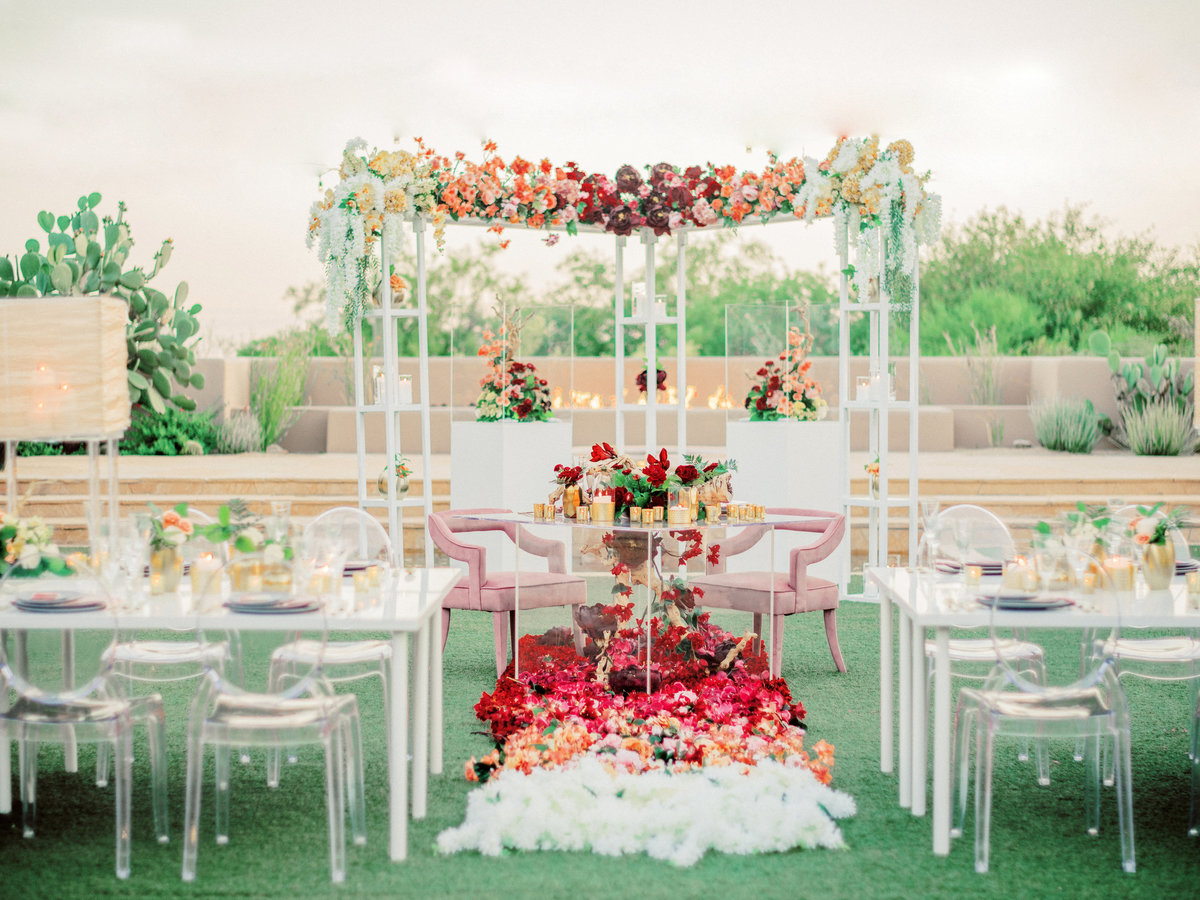 Four Season's Styled Shoot Summer Ombre-0115