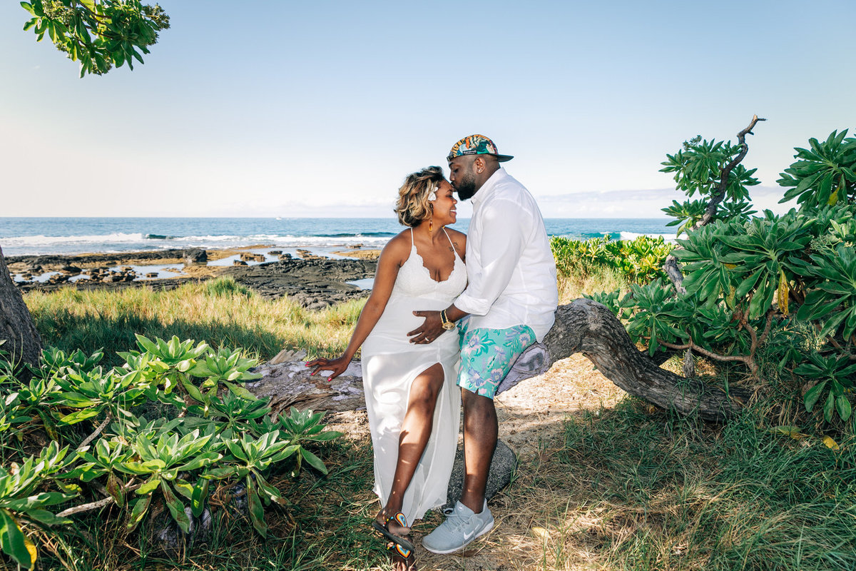 Kona Big Island Maternity Photographer (42)