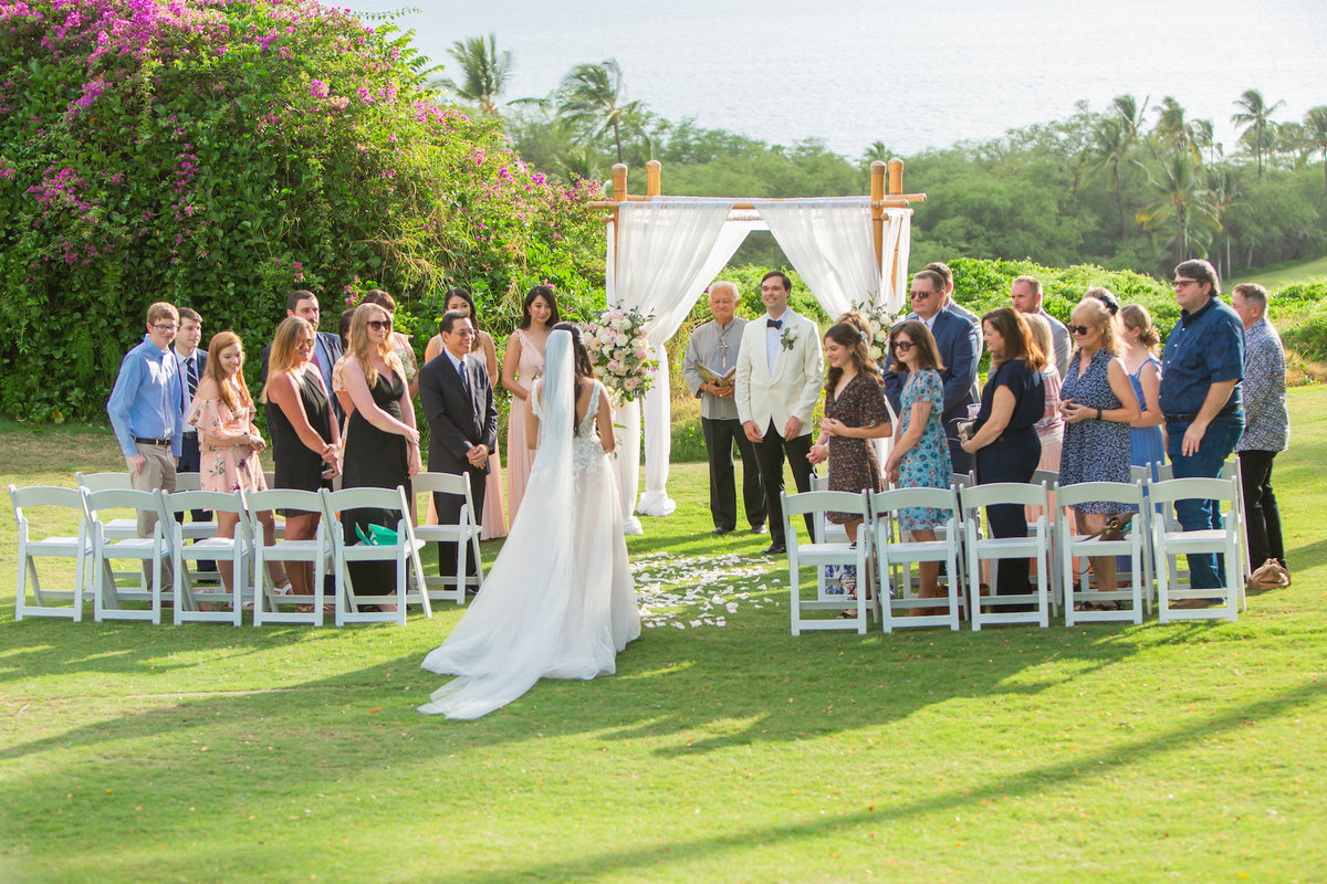 Maui wedding photography - Gannon's