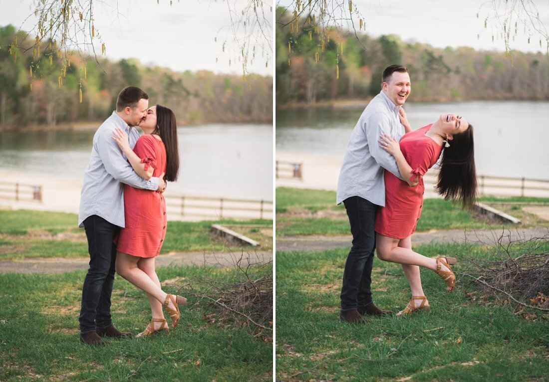 Lake Anna Engagement Session Melissa Sheridan Photography_0008