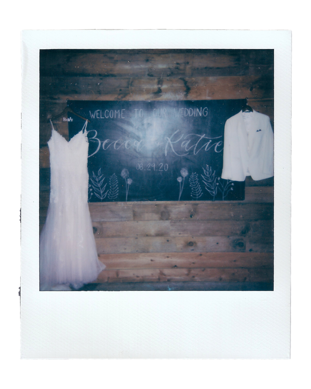 Becca + Katie | The Saltbox Barn - Fir Island, WA | Polaroids00014