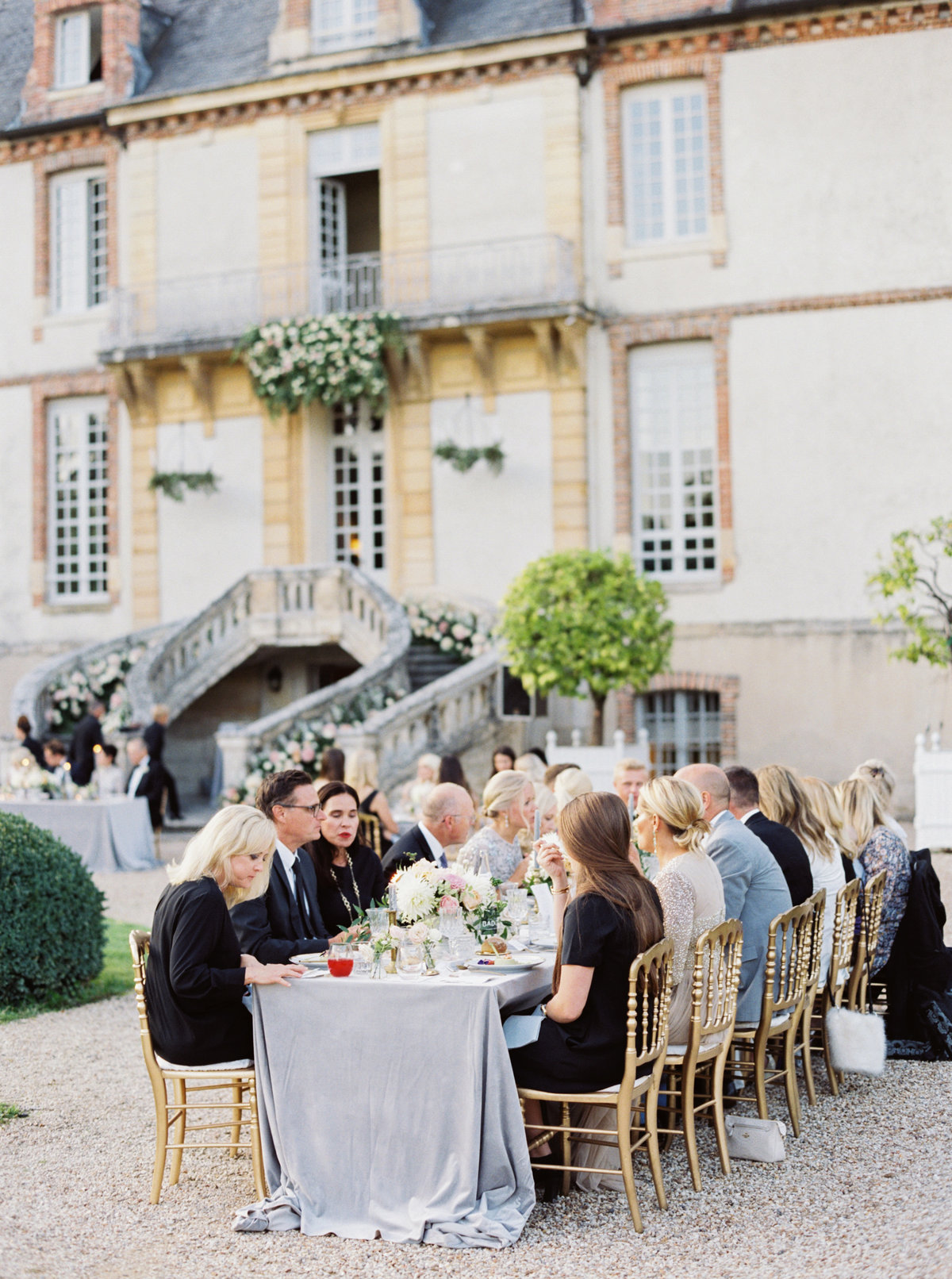 Paris France Wedding - Mary Claire Photography-48