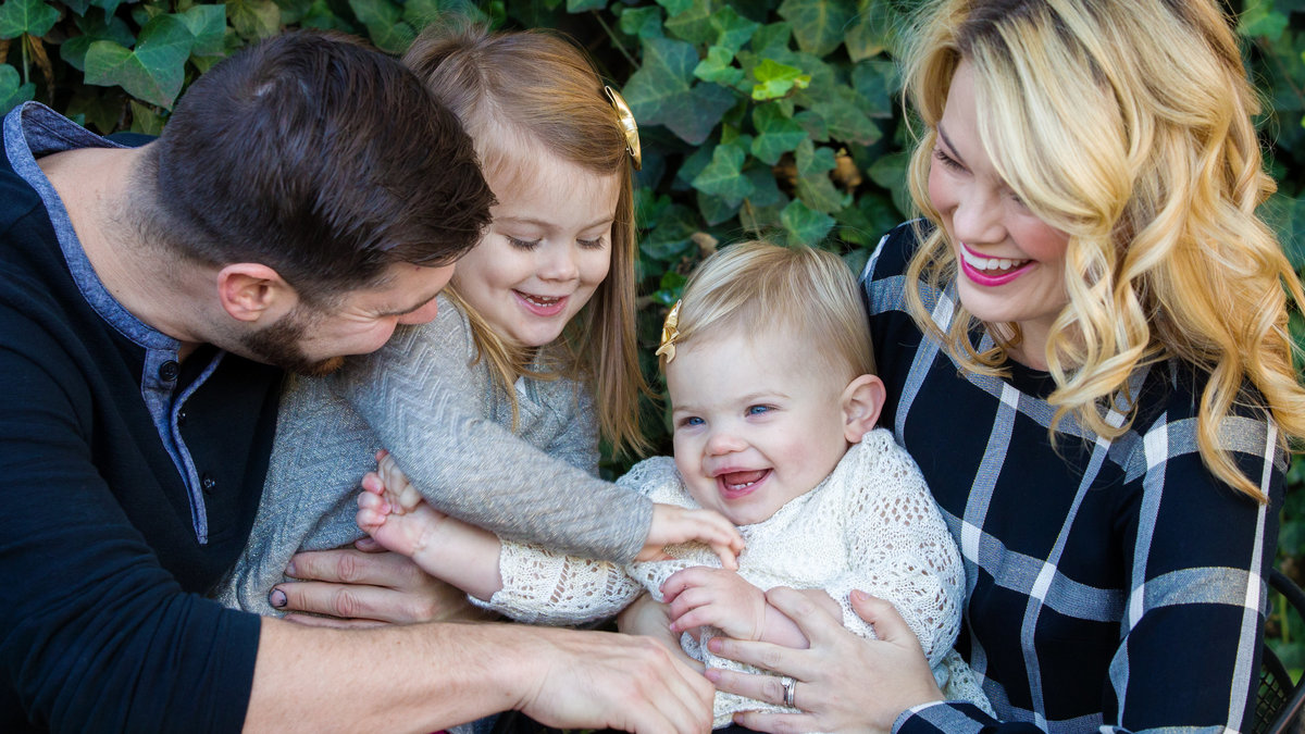 Lifestyle Family Photography in Phoenixville