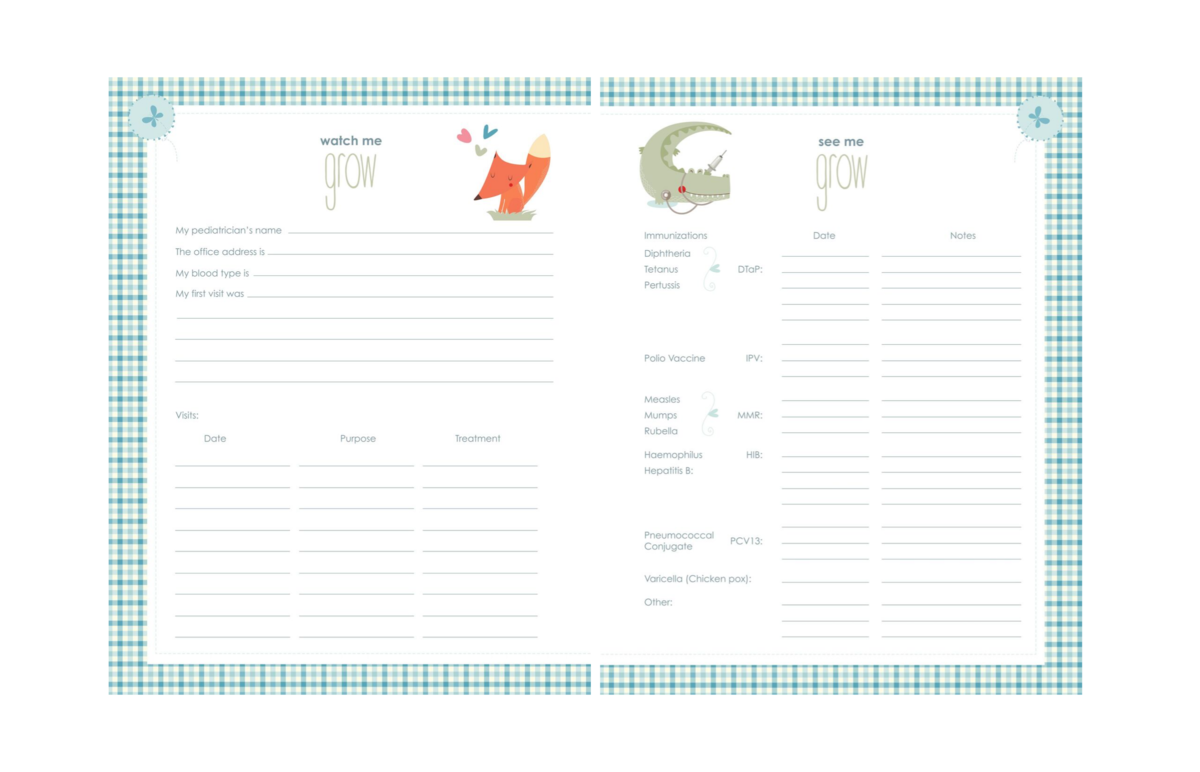 Baby-Book-Pages-Gender-neutral-28-29