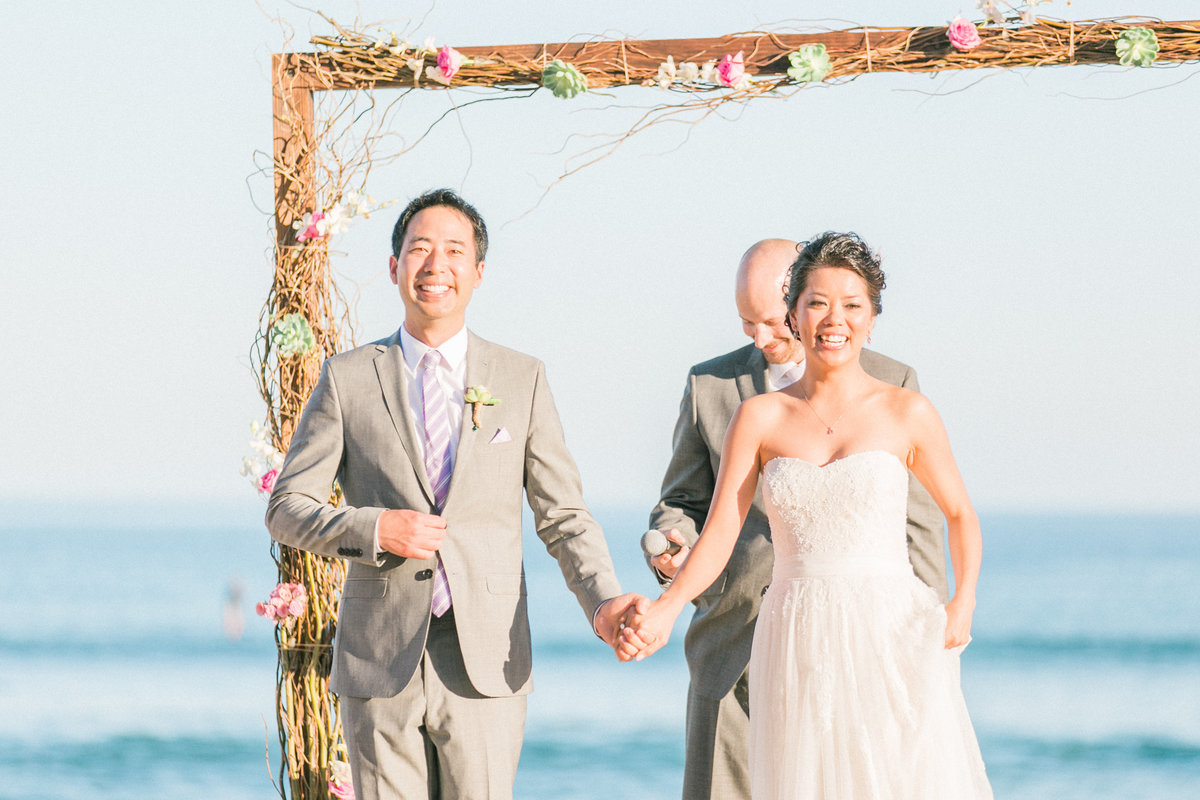Cabo San Lucas Beach Wedding Ceremony