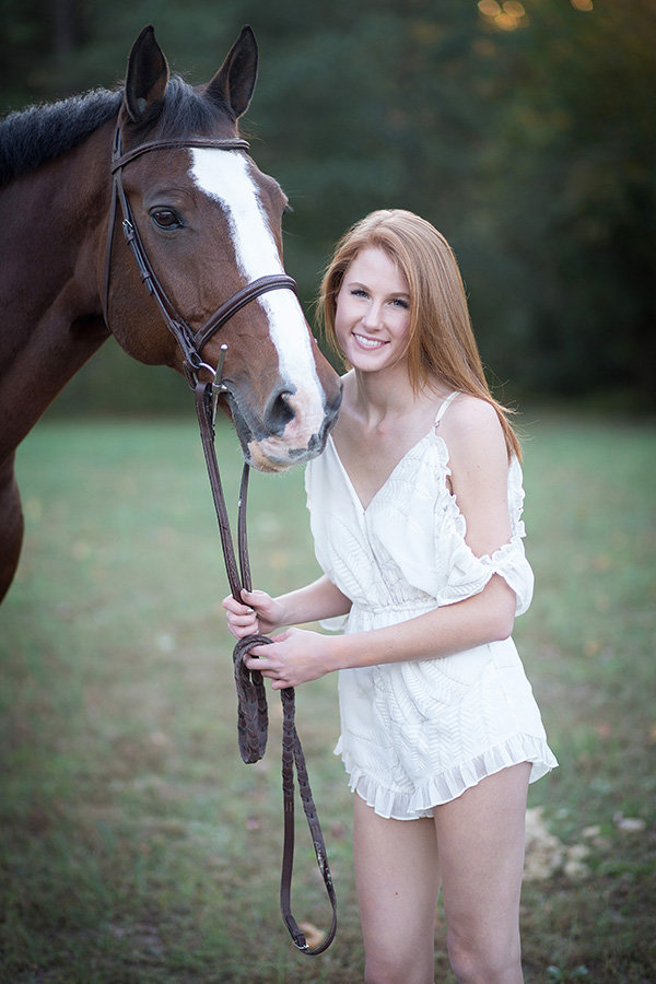 Raleigh Senior Portrait Photographer 61