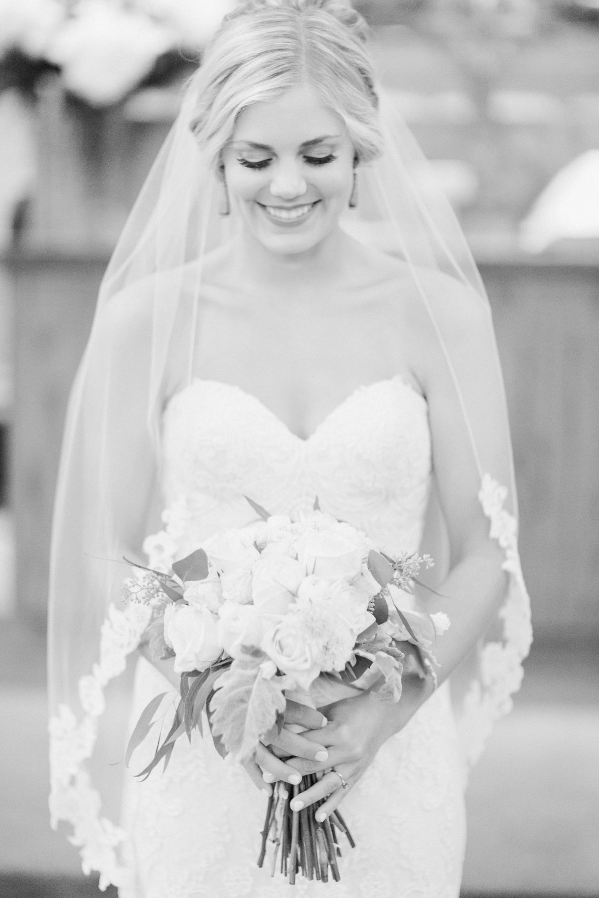 Ardmore Convention Center Wedding Bridal Portrait