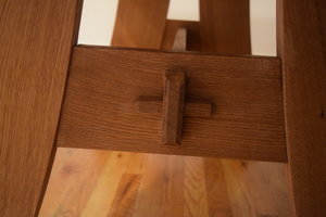 Oak Details by Sam Rouse Furniture