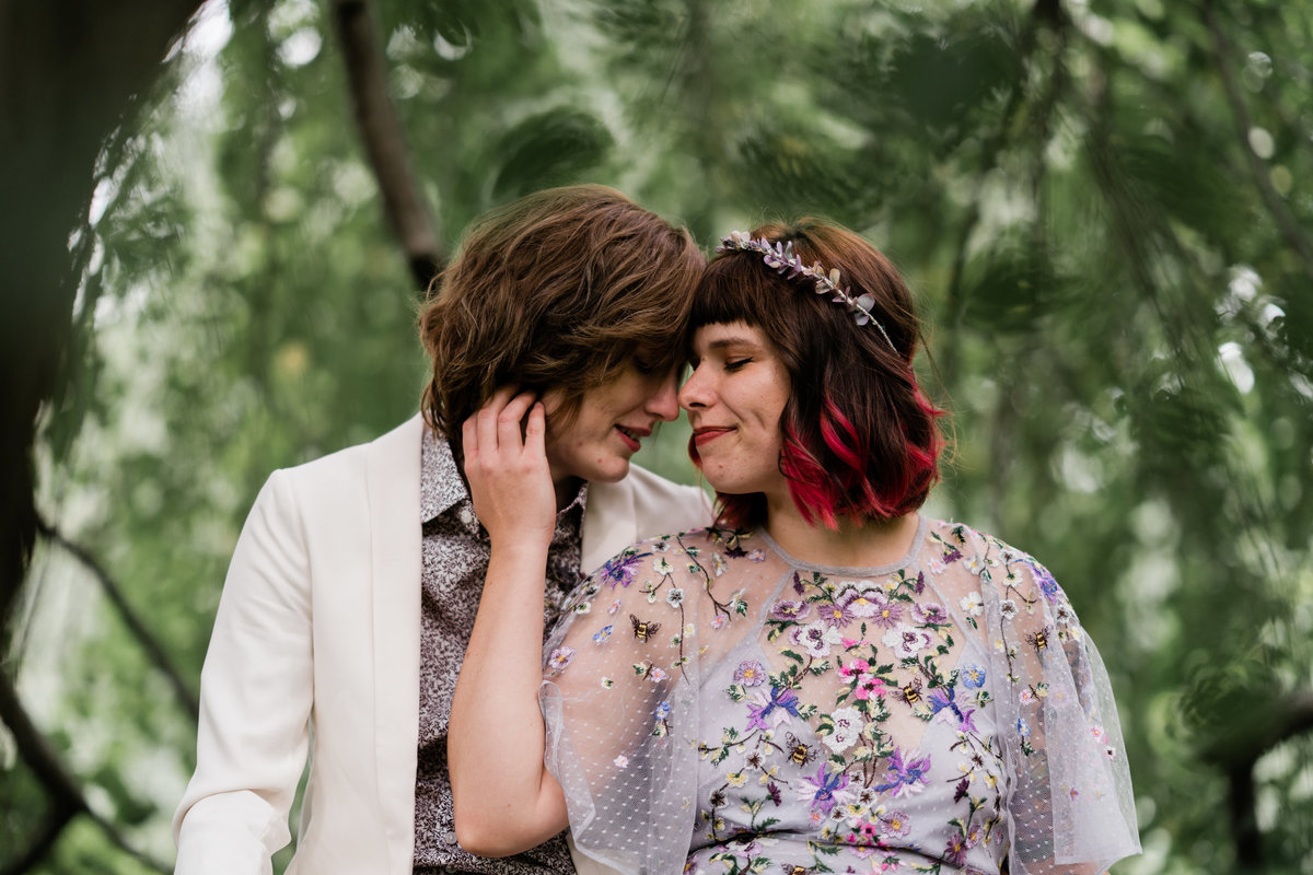 Claire and Rachel Pre Elopement LGBTQ friendly Cincinnati Wedding Photographers-5