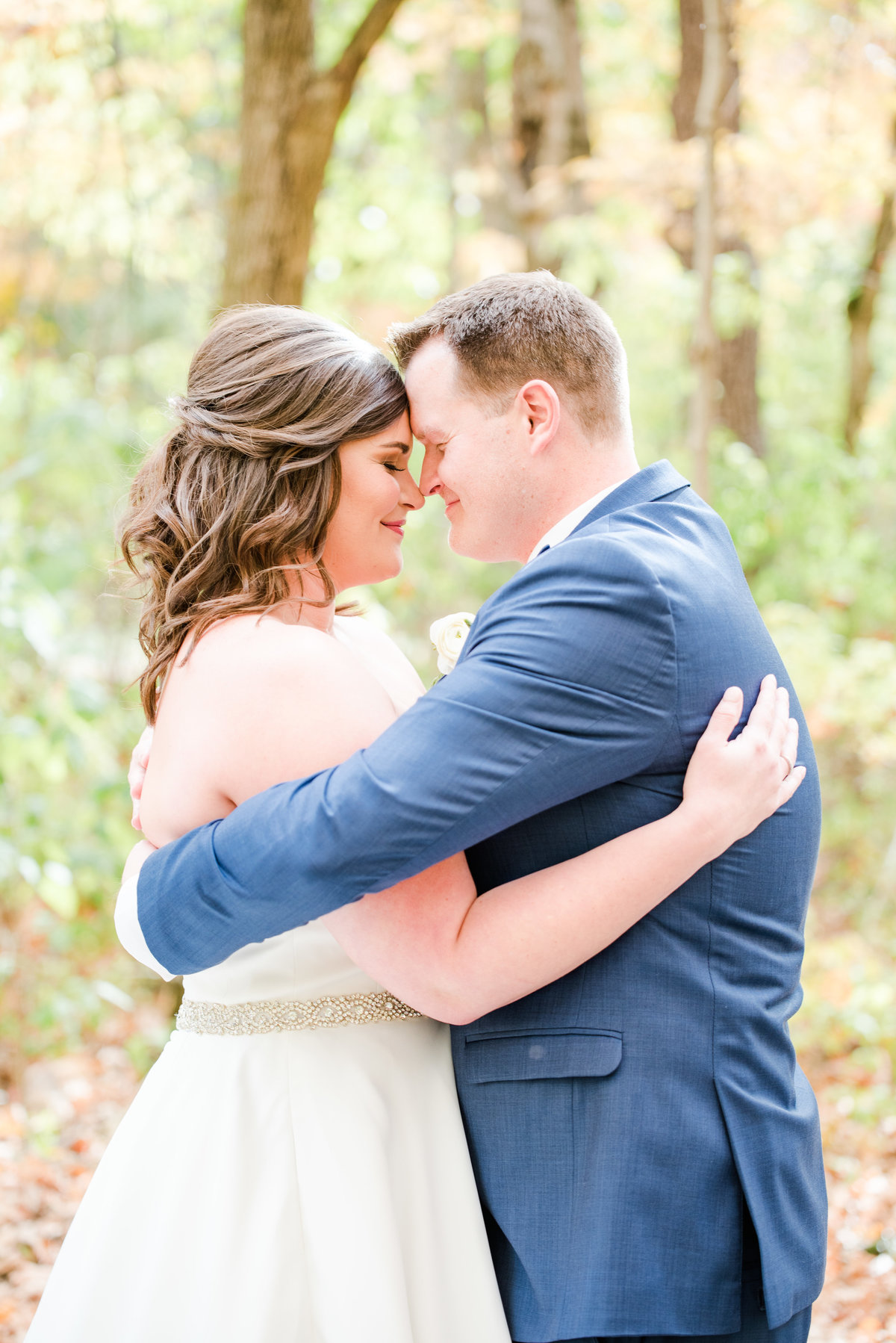 Newlywed Portraits Cait Potter Creative LLC Milltop Potters Bridge Noblesville Square Courthouse Wedding-4