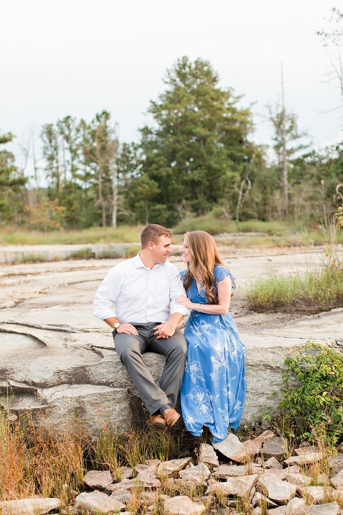 Arabia Mountain_Atlanta_Engagement Photos_0010