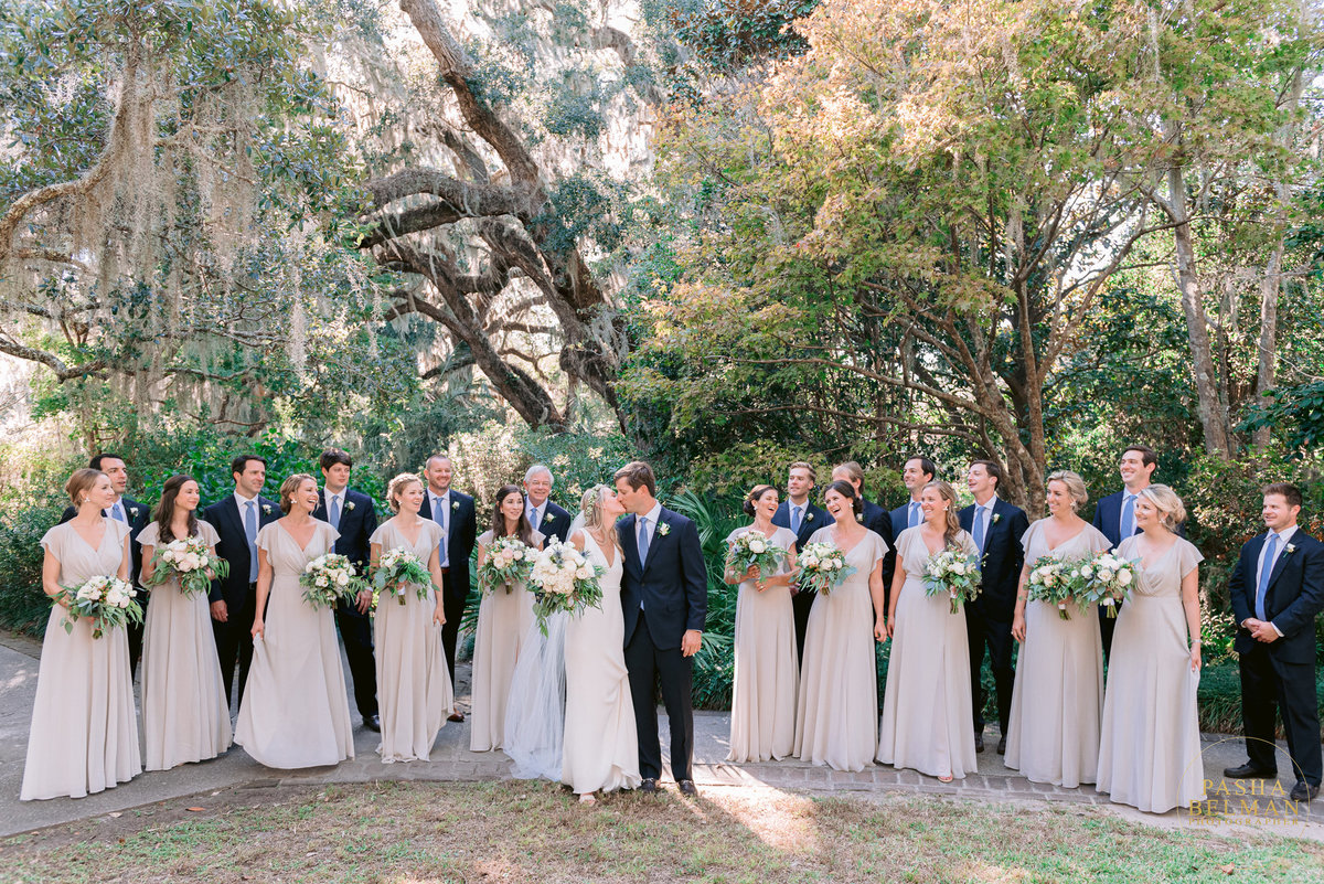 wedding at brookgreen gardens pawleys island sc -17