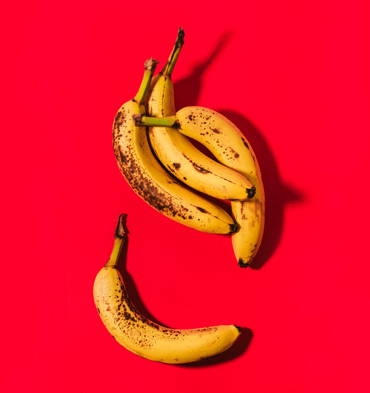 los angeles food photographer produce photography bananas