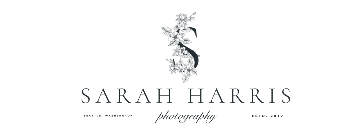 SARAH HARRIS MAIN LOGO