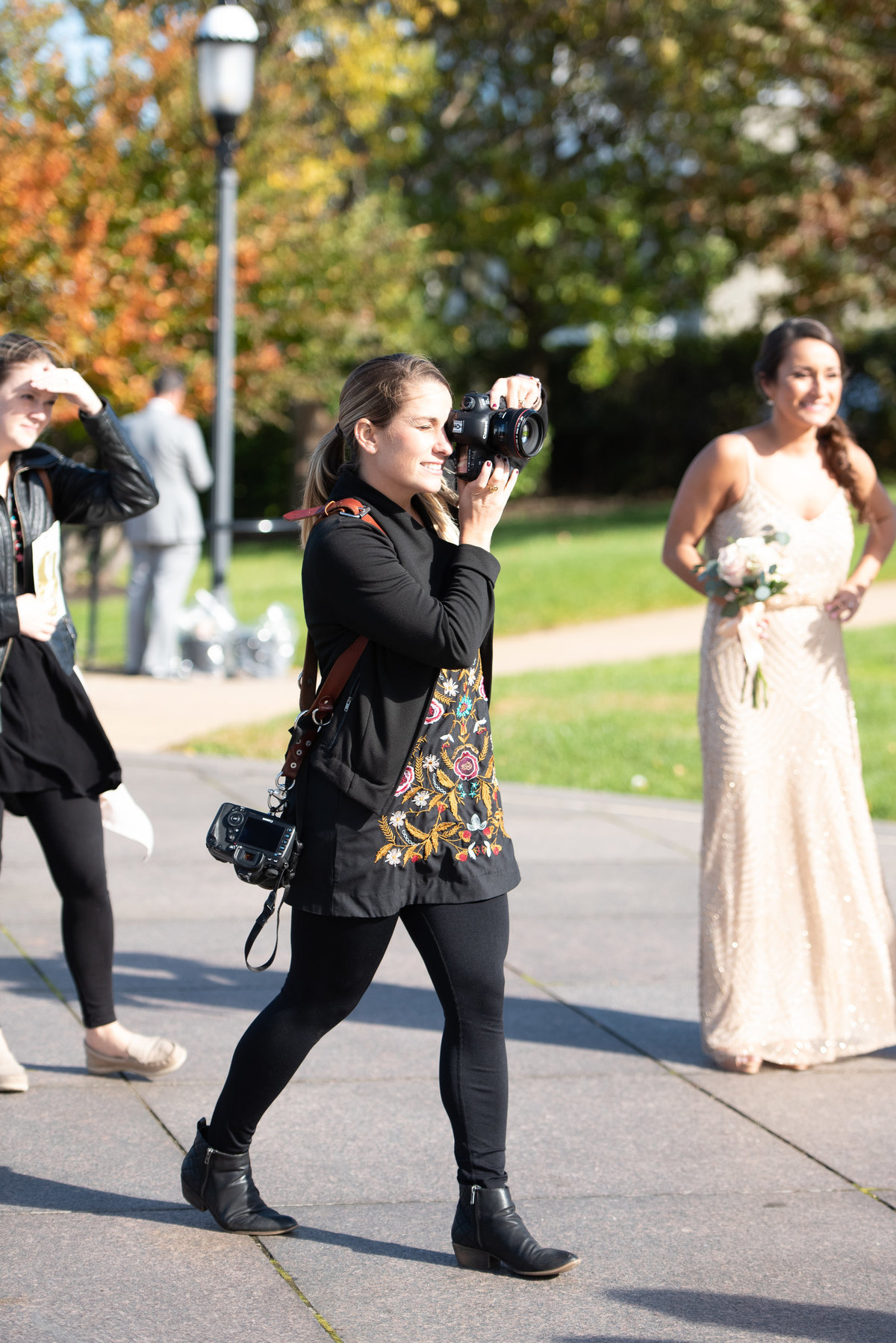 Ashley Mac Photographs - New Jersey Weddings - Behind the Scenes of a Wedding - BTS-79