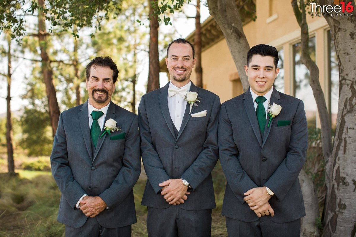 Wedgewood Weddings Vellano Groomsmen