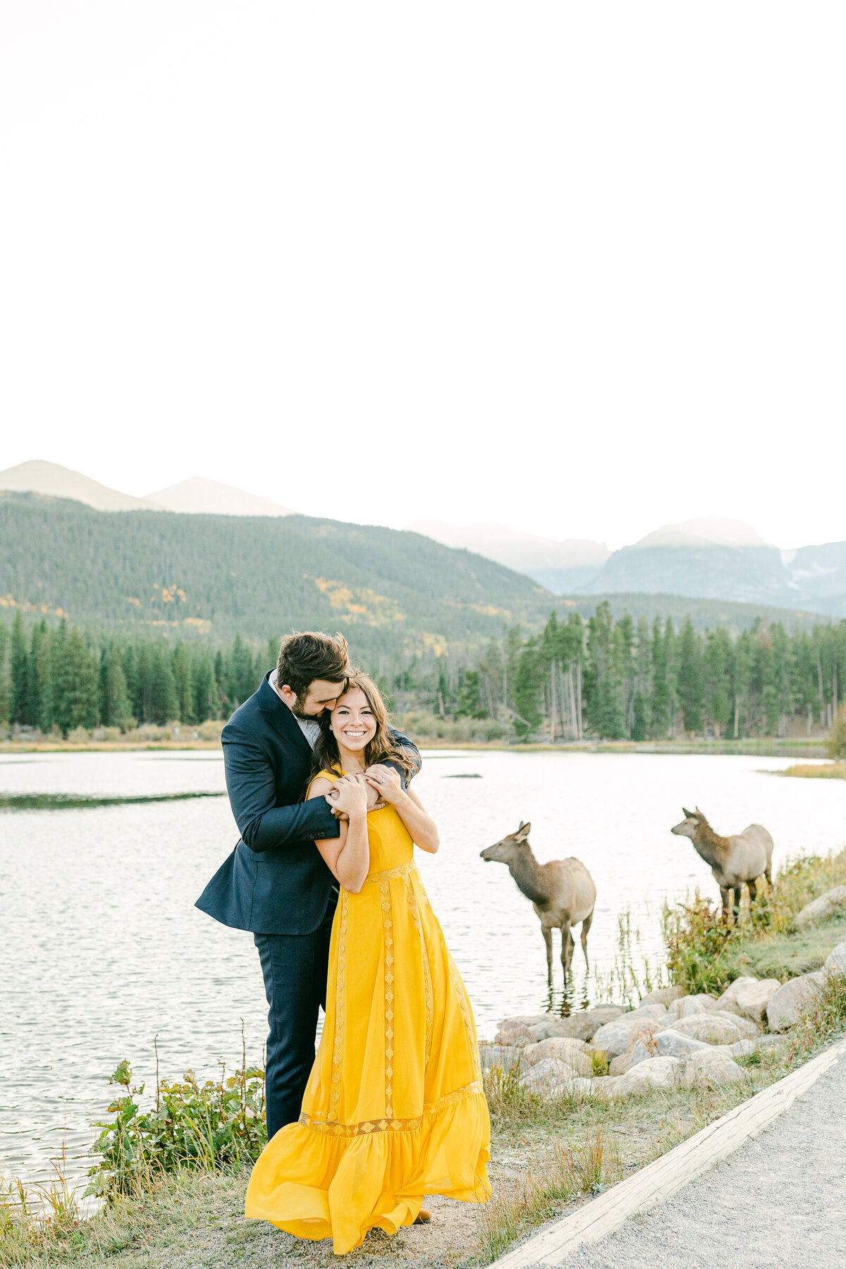 Leidy and Josh Photography | Rocky Mountain Colorado Engagement-39