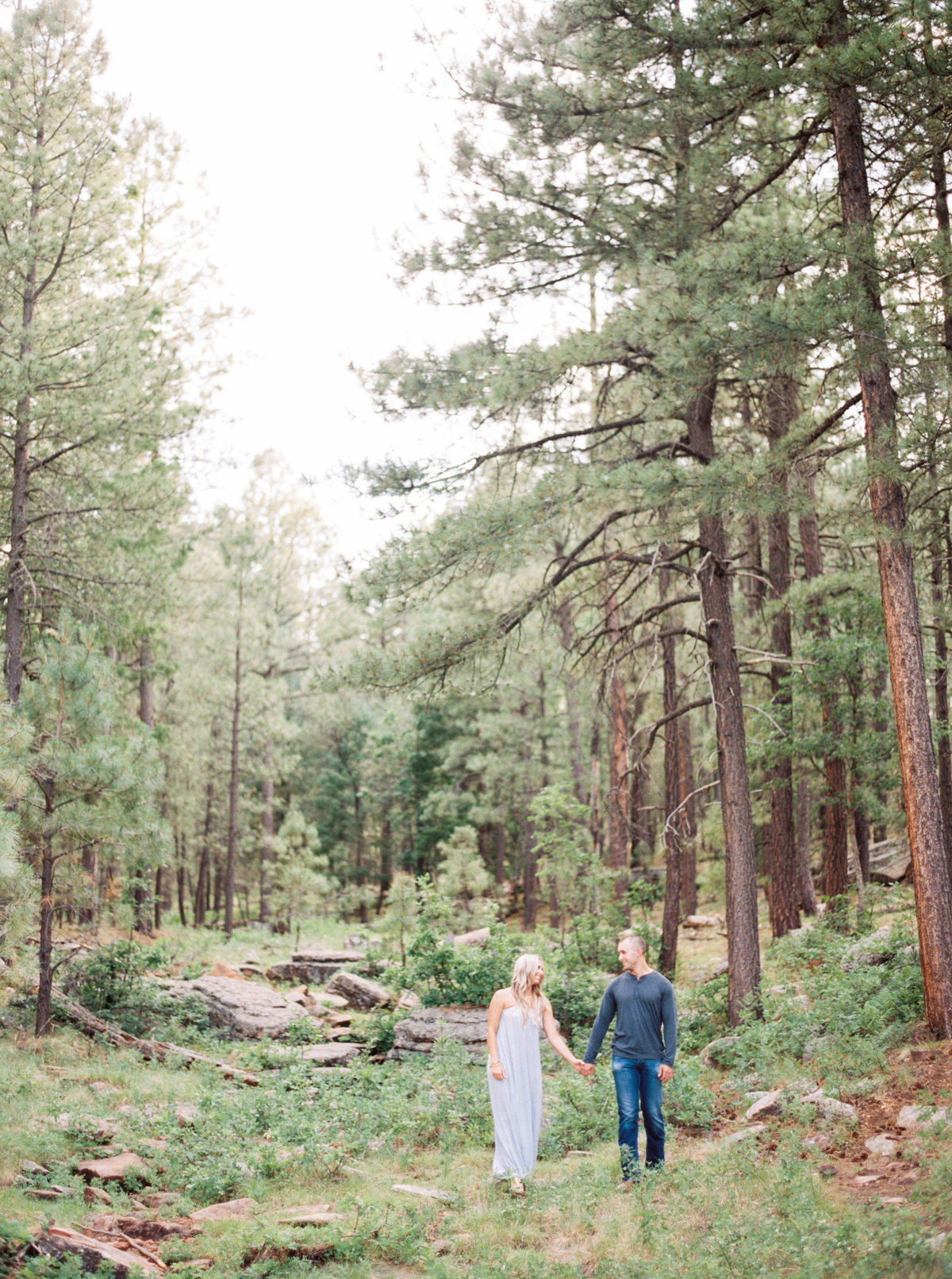 Arizona Engagement Session - Mary Claire Photography-9