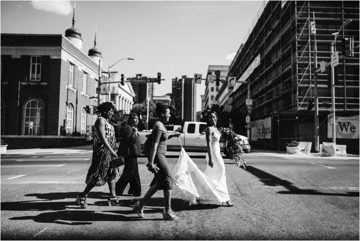 Baltimore, MD wedding planner