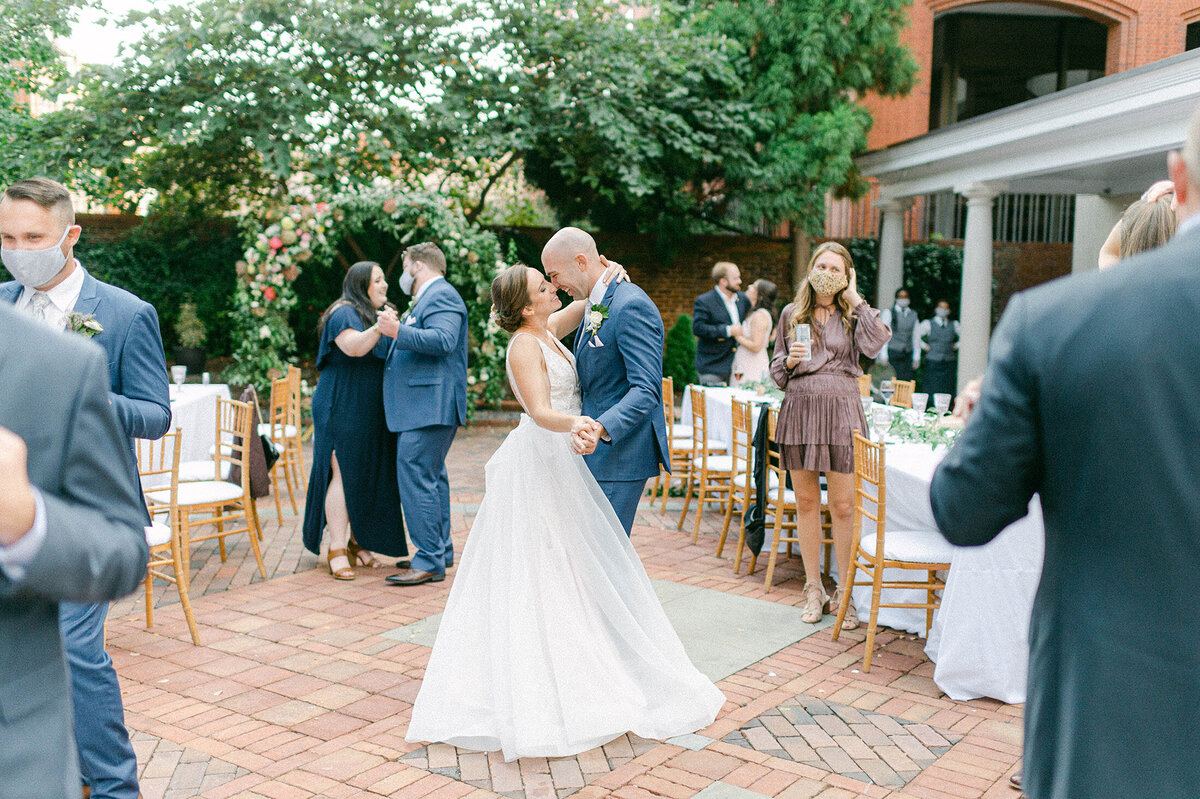 Jennifer Bosak Photography - DC Area Wedding Photography - DC, Virginia, Maryland - Jeanna + Michael - Decatur House Wedding - 61