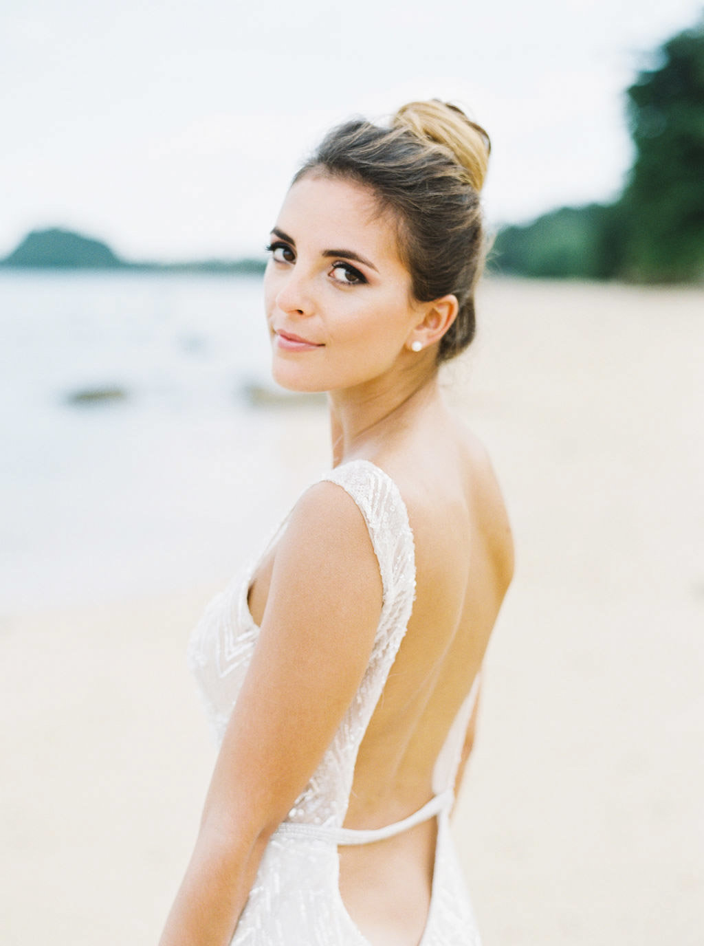 Thailand Wedding Venues Destination Koh Yao Noi By Fine Art Film Wedding Photographer Sheri McMahon-00039