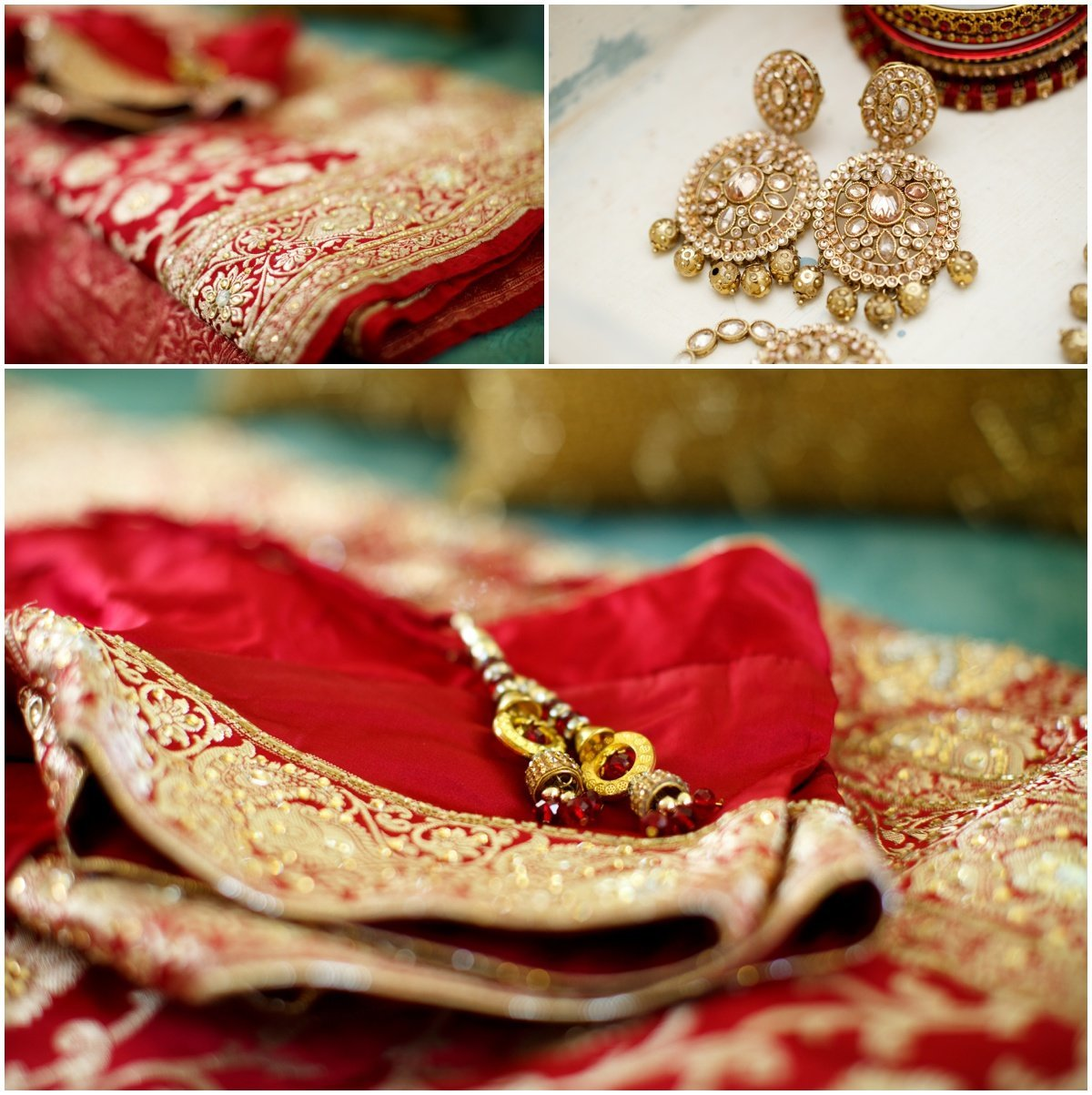 Austin wedding photographer pecan springs ranch wedding photographer bride details Indian wedding