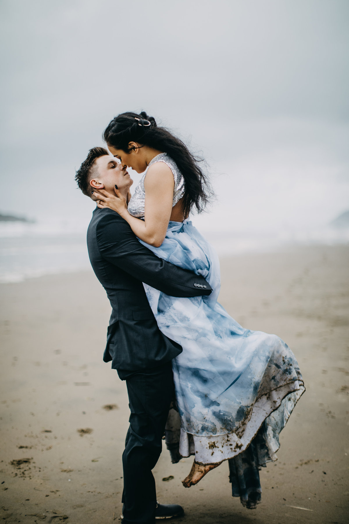 Canon Beach Shoot Couple 1