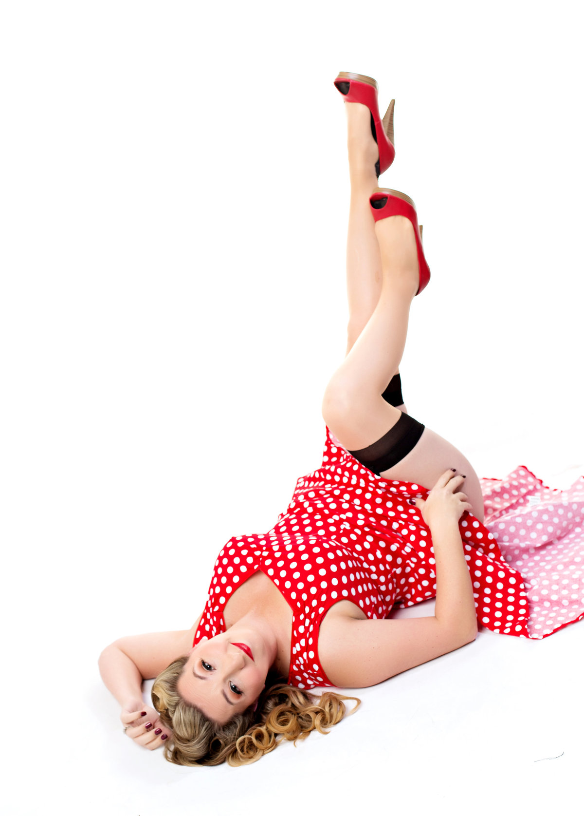 indiana vintage cheesecake style pinup photography