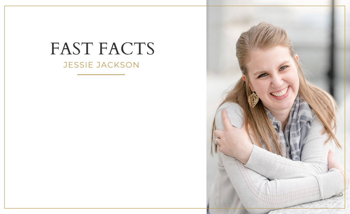 Fast facts Jessie base