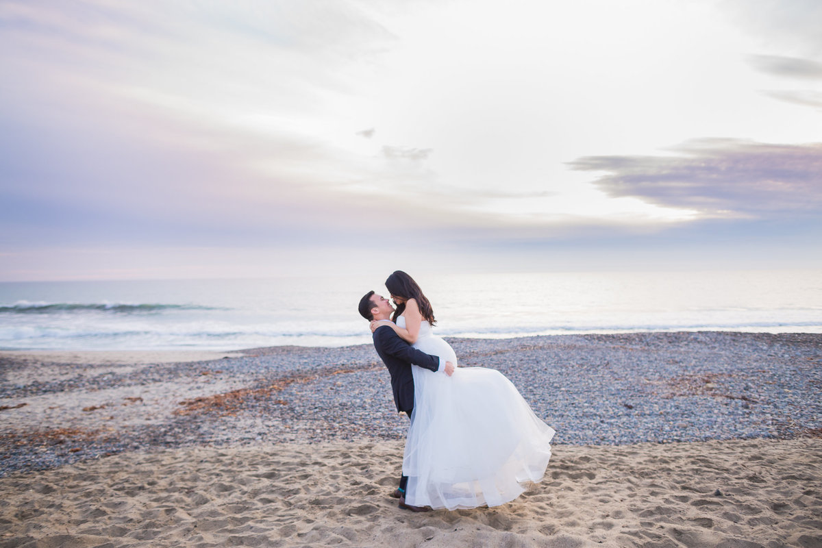 J&L Beach Wedding | Casino San Clemente-20
