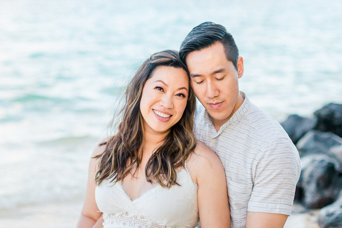 Blog-lanikai beach maternity session by hawaii maternity photographer veronica ilioi photography-0031