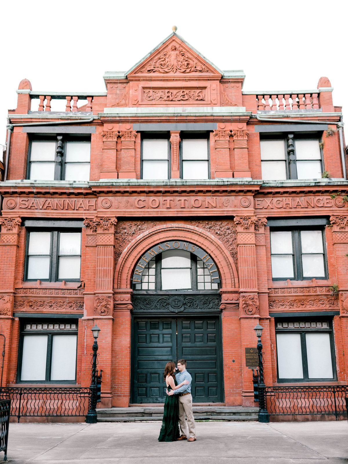 Cotton Exchange Savannah Engagement
