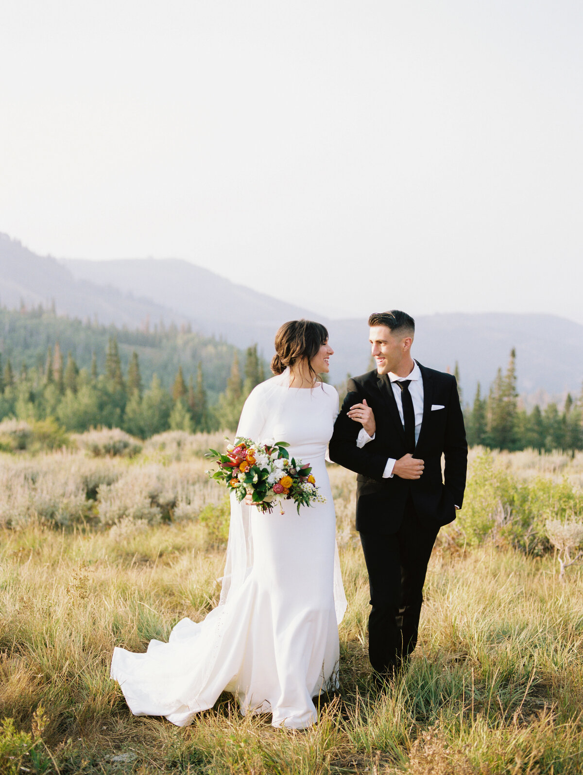 Kylie and Mitch Utah Bridal Session 12