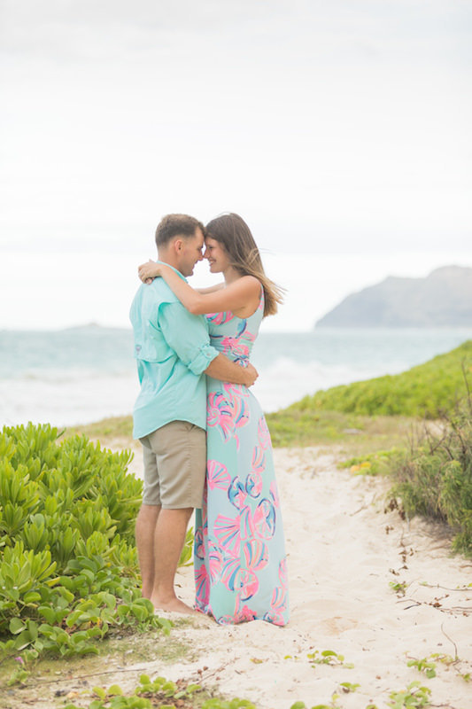 Oahu Couples Portraits-7