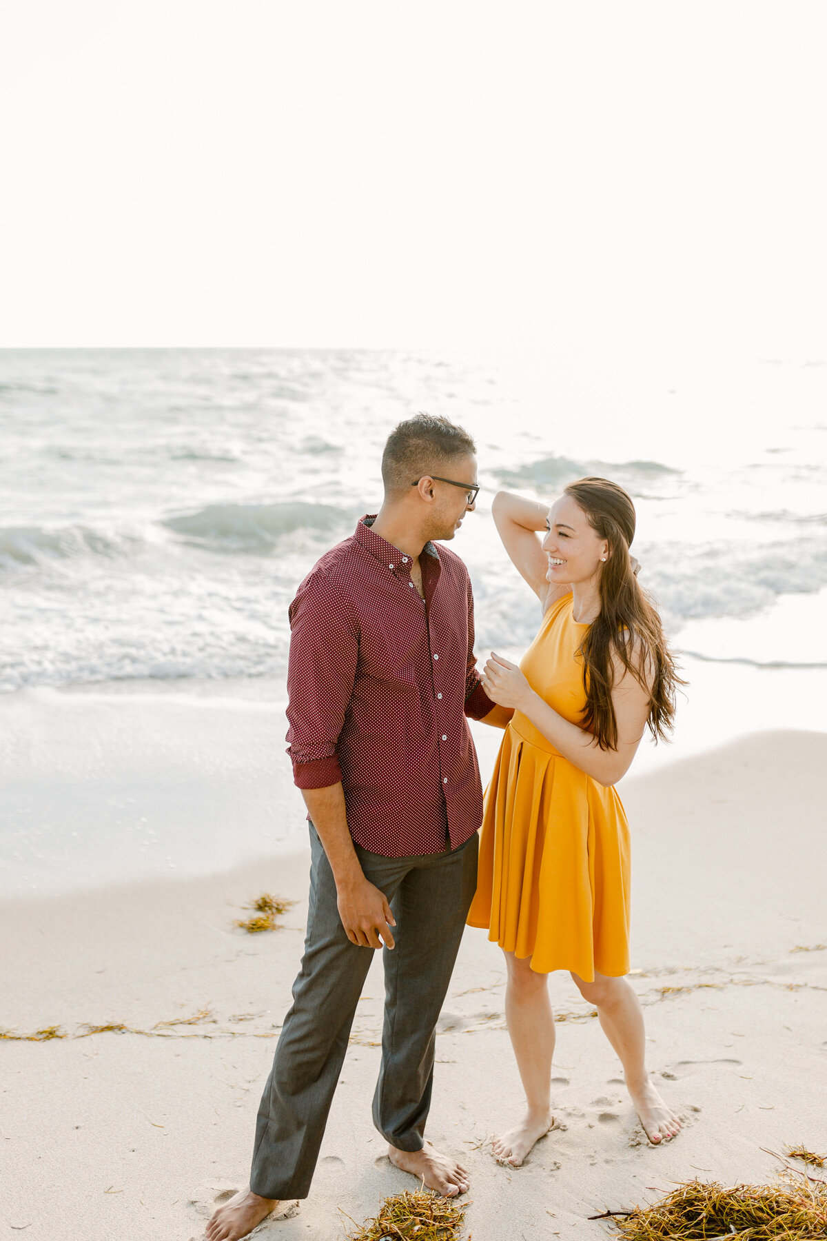 Sunny Isles Beach Engagement Photography Session 4
