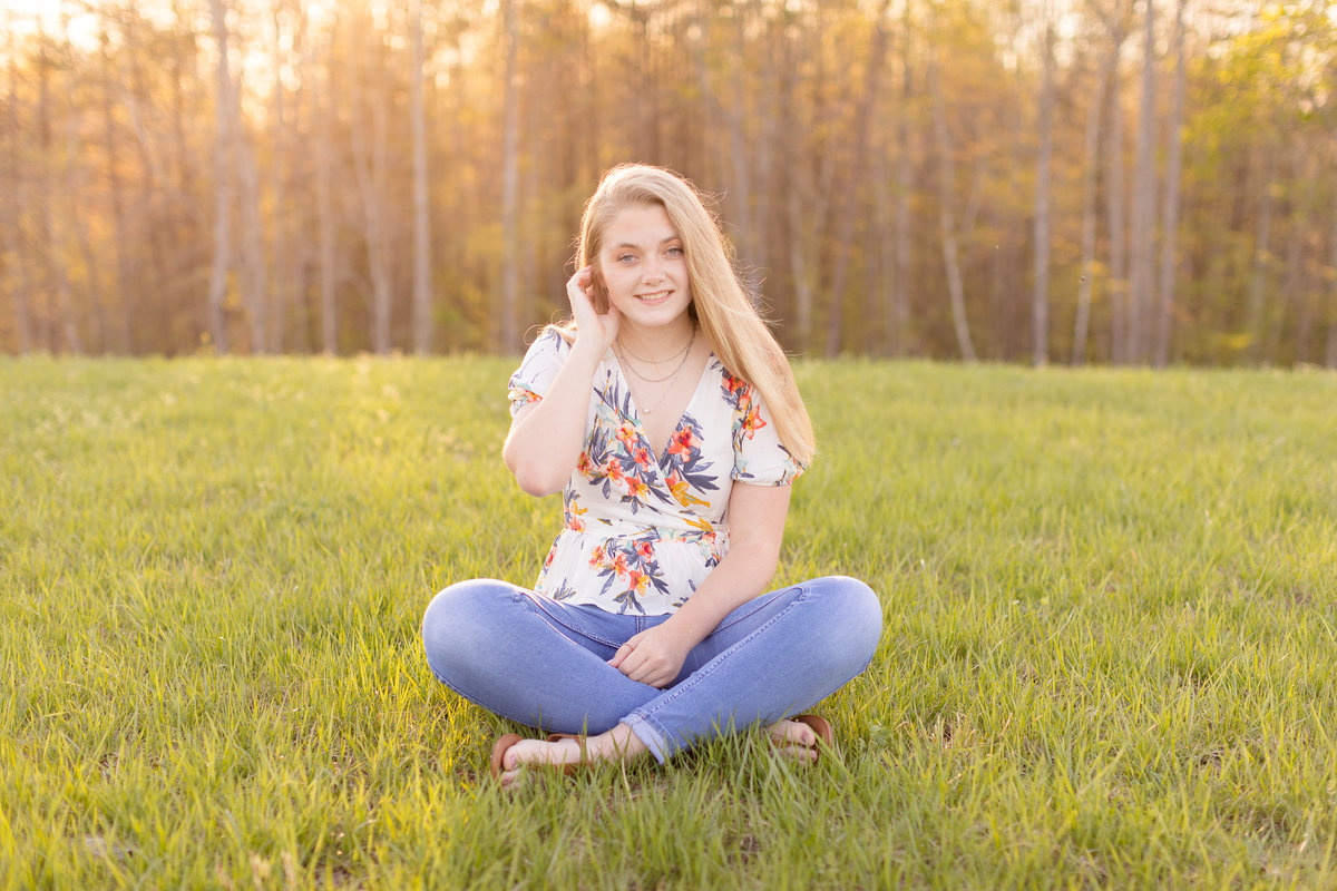Virginia Senior Photography