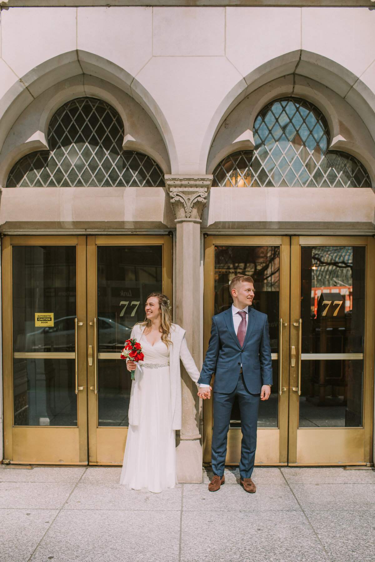 Emma  Vukasin Courthouse Wedding in Chicago March 2019 (278)