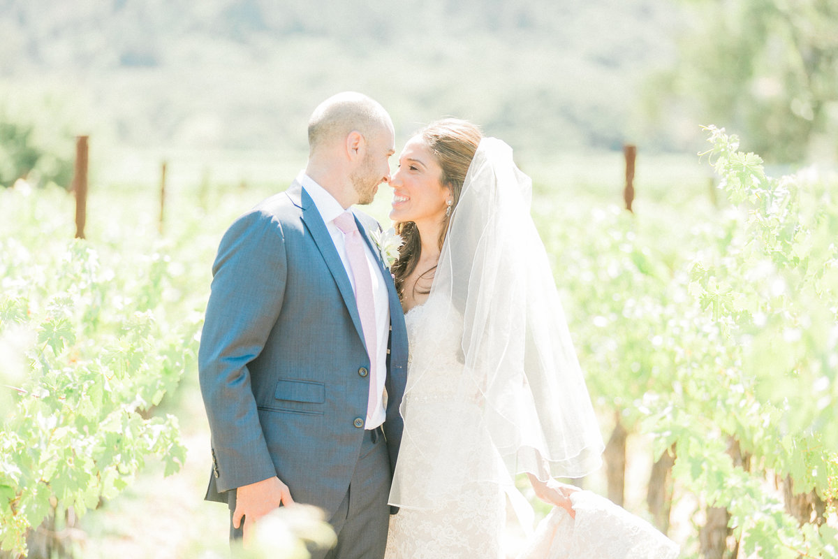 California Winery Wedding
