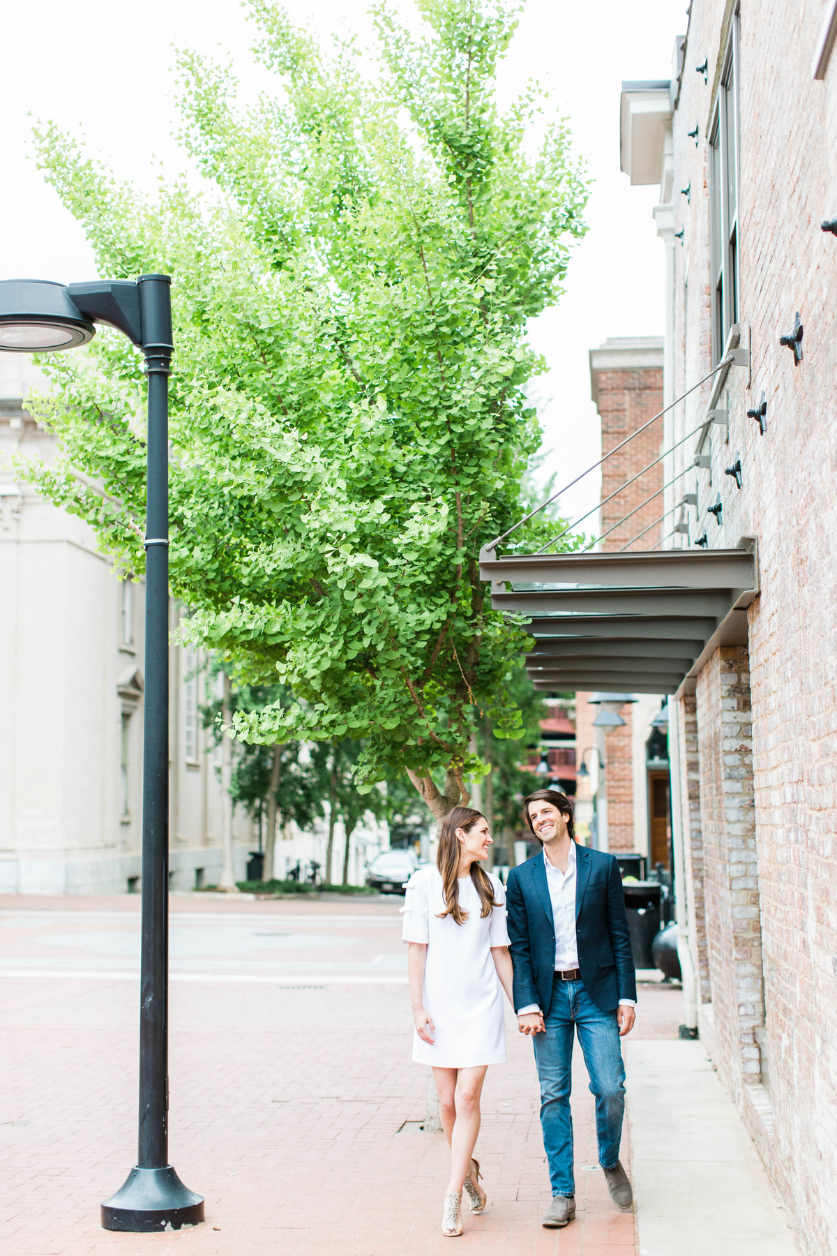 Charlottesville Virginia engagement photographer