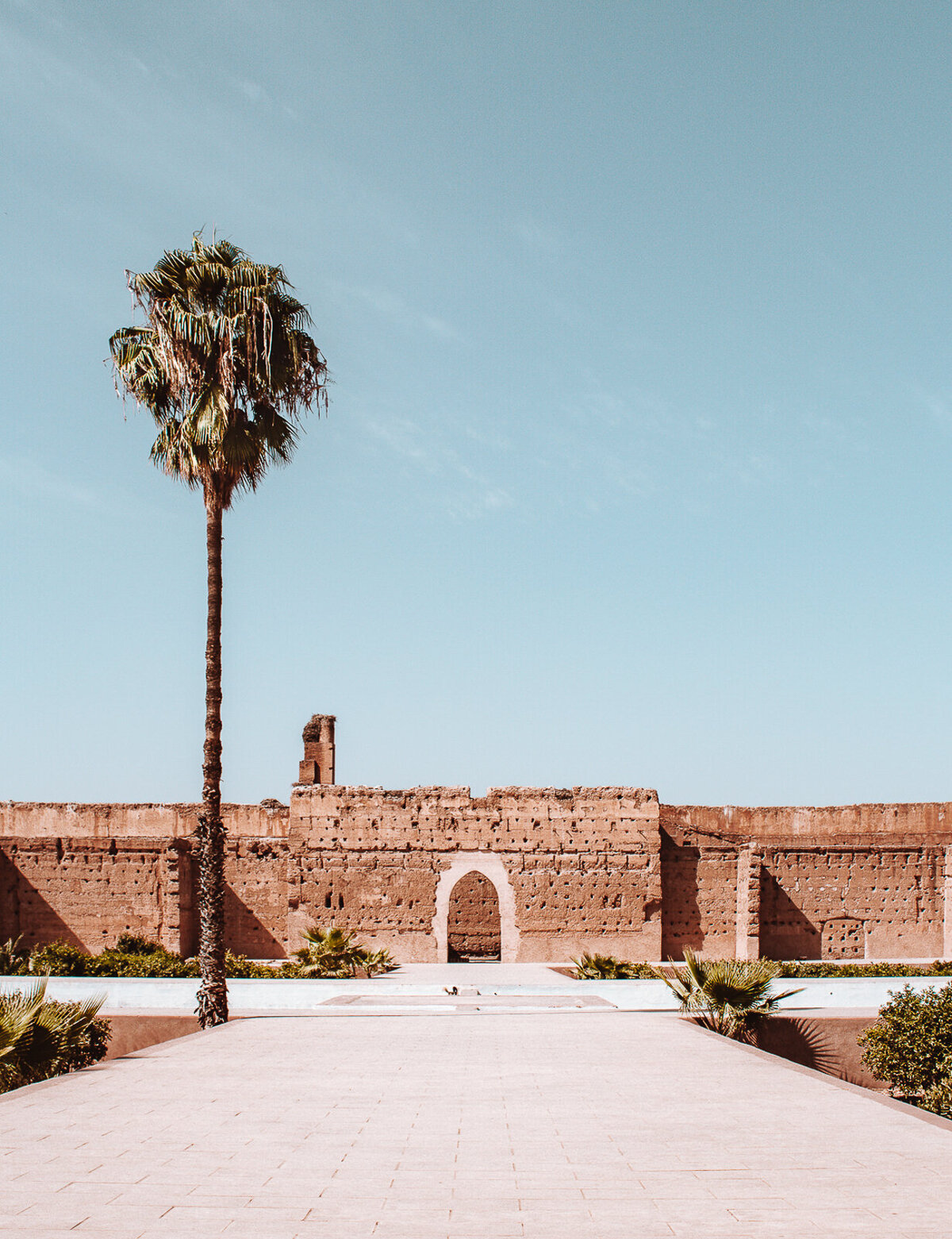 El Badii Palace, Marrakesh