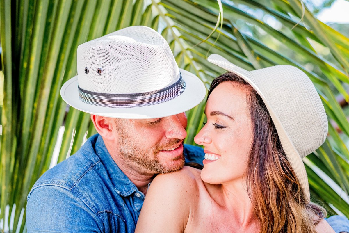 Cait Potter Creative LLC In-Home Beach Jungle Tulum Ruins Mexico Destinatio Honeymoon Photography Destination Engagement Photography Destination Photography Carribean Beach -34