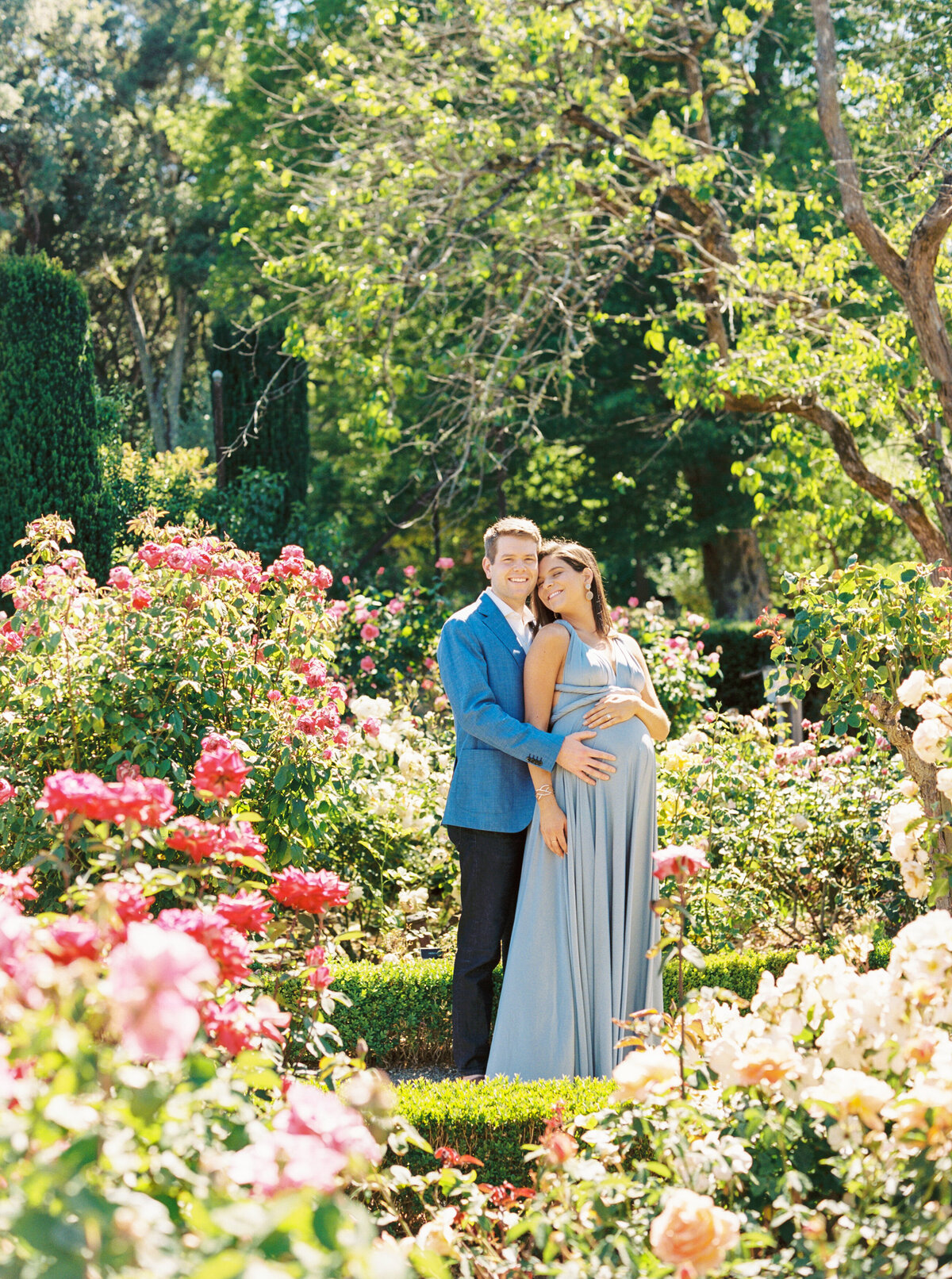 Olivia Marshall Photography-Filoli Maternity Photos-15